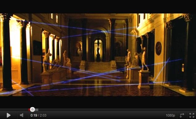 Саундтрек К Фильму Двенадцать Друзей Оушена - Танец Ночного Лиса